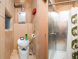 Composting Toilet For Tiny House by Harvard Students Build A Tiny 100 Off Grid Home Powered By The