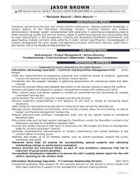 Technical Resume Examples Information Technology Resume Examples