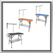 large dog grooming table on sale flying pig large bone shape stainless steel foldable