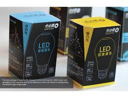 light bulb package logo design by yian chen at coroflot com