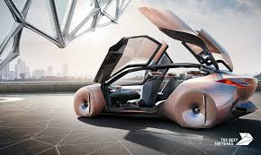 bmw future car bmw s shape shifting vision 100 car is out of