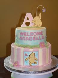 classic pooh baby shower cakecentral com
