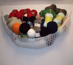 storage knitting patterns in the loop knitting free knitting pattern for yarn hammock