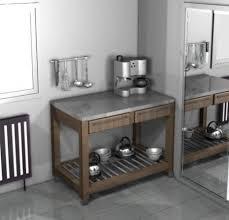 meuble billot cuisine ambiance cuisine meubles contarin