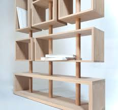 Ikea Modular Bookcase Folding Room Dividers Ikea Divider Shelves Oak And Wood Frame Also