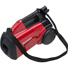 amazon com sanitaire sc3683b commercial canister vacuum red