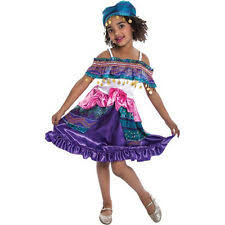 Gypsy Halloween Costume Kids Kids Gypsy Costume Ebay