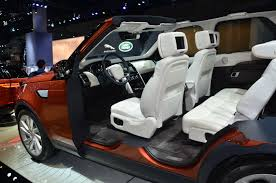 range rover concept interior 2017 land rover discovery arrives in la looking for big
