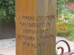 children u0027s garden quote this makes me happy pinterest