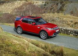 land rover discovery sport 2017 red on the road land rover discovery in depth road test review