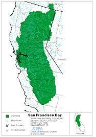 san francisco delta map voyage 7 fresh meets salt the water of san francisco bay
