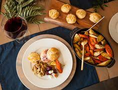 thanksgiving dinner carrots catering and catering events