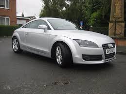 used audi tt cars for sale motors co uk