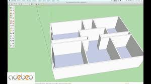 creation cuisine 3d creation plan maison nouveau jardin sketchup unique maison jardin 3d