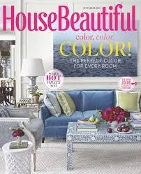 Row Home Design News by America U0027s Favorite Color Is Blue According To House Beautiful U0027s