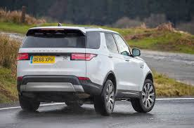 galaxy range rover land rover discovery 3 0 td6 hse luxury 2017 review autocar