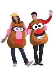 mrs and mr potato head costume funny costumes