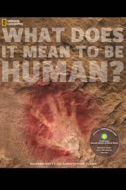 what does it mean to be human book by richard potts and chris