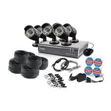 dvr8 4600 8 channel 1080p digital video recorder u0026 6 x pro a855