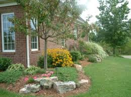 landscaping with rocks boulders outdoor inspiration pinterest