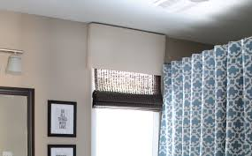Curtain Box Valance Box Valance With Greek Key Design Tutorial Jenna Burger