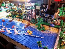 lego beach houses michele flickr