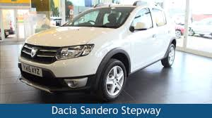 renault sandero stepway 2015 dacia sandero stepway 2015 review youtube
