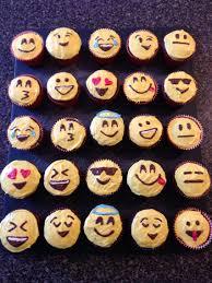 emoji cupcakes ella u0027s bday pinterest sugar cookies cookies