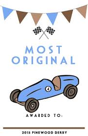 pinewood derby certificates pinewood derby free printables and