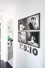 images about photo wall displays on pinterest walls family room