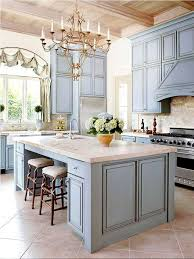 how to paint kitchen cabinets antique blue 25 inviting blue kitchen cabinets to