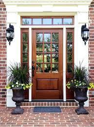 Fiberglass Exterior Doors With Sidelights Entry Door With Sidelights Front Entry Door With Sidelights Doors