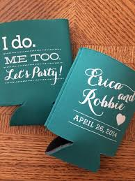 totally wedding koozies coupon code 12 best jtees wedding images on