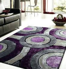 purple accent rugs purple gray area rugs eggplant colored shag rug light and white