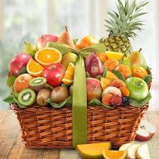 gift fruit baskets tropic abundance fruit basket aa4061 a gift inside