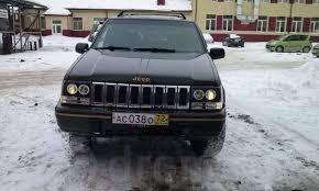 1995 jeep grand cherokee продажа авто jeep grand cherokee 1995 в тюмени подогрев двигателя