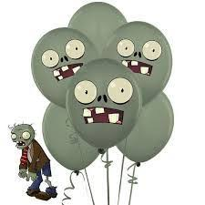 plants vs zombies birthday bowling you say its your