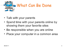 internet safety for children powerpoint