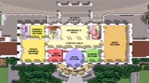 House Layout Design White House Layout Floor Plan Youtube