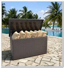 patio cushion storage best storage ideas website