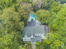 100 center hall colonial ideal for extended families pool