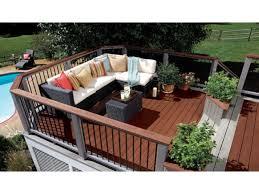Modern Budget Deck Home Design Backyard Deck Ideas On A Budget Modern Compact