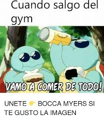 25 best memes about gym and espanol gym and espanol memes
