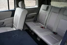 do all honda pilots 3rd row seating drive 2009 honda pilot autoblog