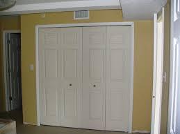 Folding Closet Door Best Folding Closet Doors Three Dimensions Lab