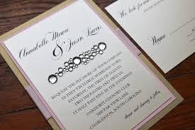 diy cool unique wedding invitations diy home design popular