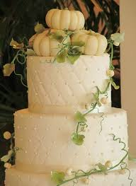 fall wedding cake toppers 29 ways to use pumpkins for your wedding décor weddingomania