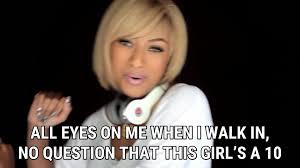 Pretty Girl Meme - pretty girl rock lyrics keri hilson song in images