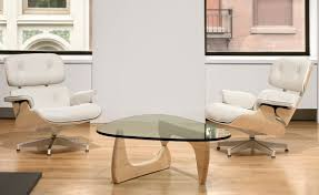 replica eames lounge chair amp ottoman black leather premium grade