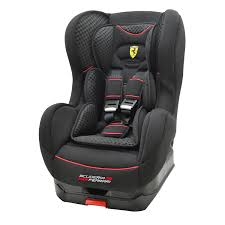 ferrari black ferrari car seats kiddicare